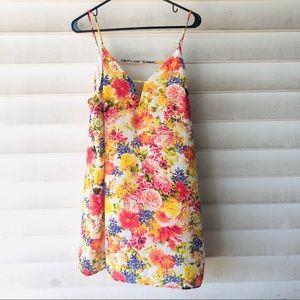 NWT summer floral dress